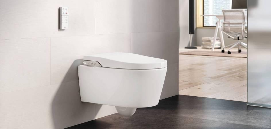 Higiena osobista, a toalety myjące