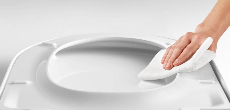 Większa higiena. Większa wytrzymałość.