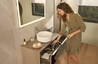 umywalka z szafką   -   ROCA