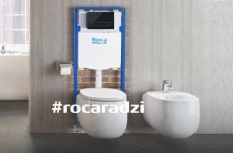Porady ekspertów – stelaże podtynkowe do misek WC | Roca