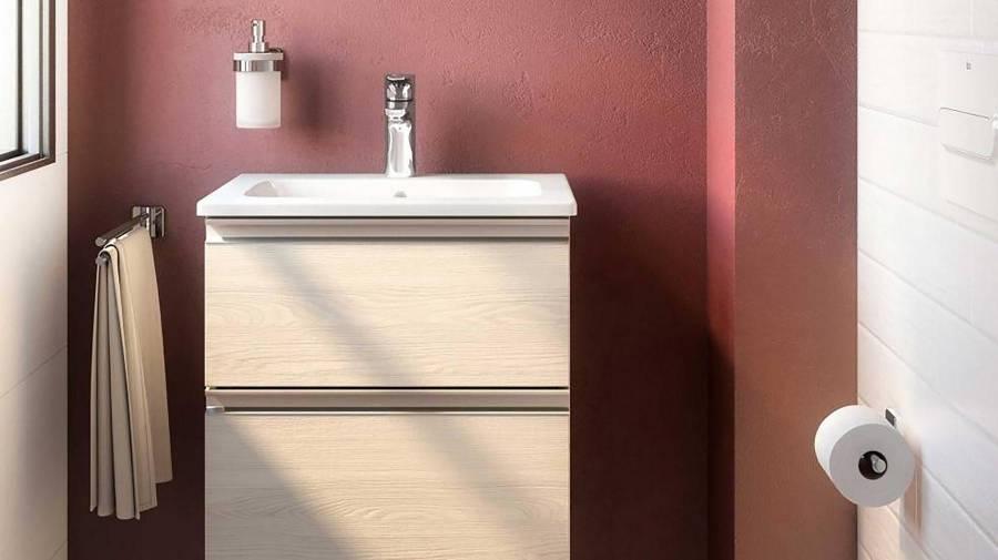 wąska szafka łazienkowa
